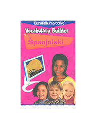 VOCABULARY BUILDER - španjolski (CD-ROM),