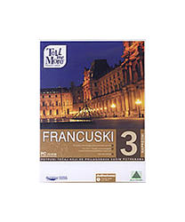 TELL ME MORE - FRANCUSKI NAPREDNI (3. STUPANJ) CD