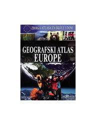 Geografski Atlas Europe, Drago Glamuzina