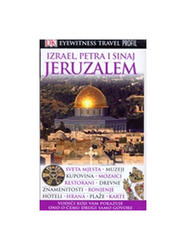 JERUZALEM,  IZRAEL, PETRA I SINAJ - EYEWITNESS TRAVEL,