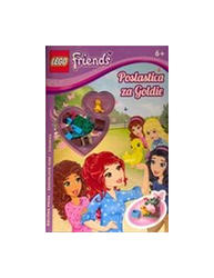 LEGO FRIENDS - POSLASTICA ZA GOLDIE (+ figurice),