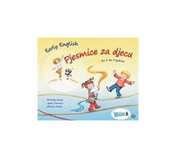 Early English - Pjesmice Za Djecu, Michaela Sangl,Janet Channon,Wendy Jensen