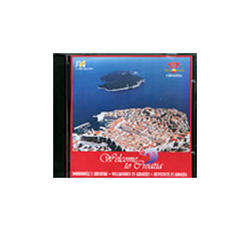WELCOME TO CROATIA (CD ROM),