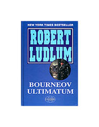 Bourneov Ultimatum, Robert Ludlum
