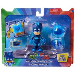 PJ Masks super Moon set s figuricom - Catboy