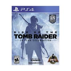 Rise of Tomb Raider Special Edition PS4