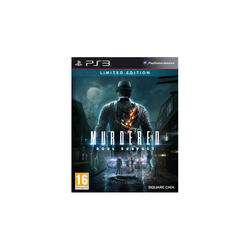 Murdered: Soul Suspect Limited Edition PS3