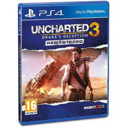 PS4 Uncharted 3:Drake's Deception