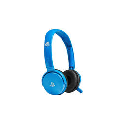 4Gamers Gaming Headset CP-01BLU Blue PS3