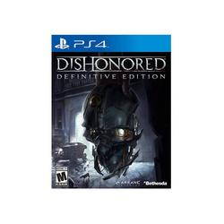 Dishonored: Definitive Edition HD - GOTY PS4
