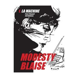 Modesty Blaise 1, Holdaway&O'Donnell