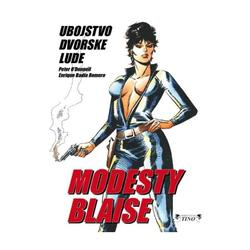Modesty Blaise 11, Holdaway & O'Donnell