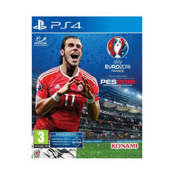 Pro Evolution Soccer 2016 +  Euro 2016 DLC PS4