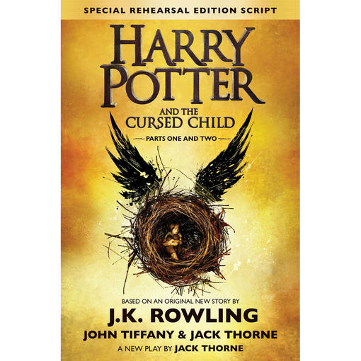 Harry Potter and the Cursed Child, J.K. Rowling