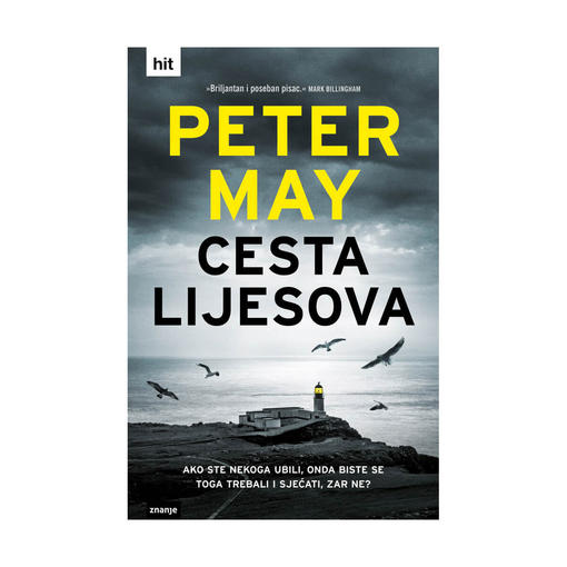 Cesta lijesova, Peter May