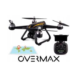 Overmax drone X-BEE 9.0 WiFi, FullHD, FPV, GPS, POI, Follow me, Back home