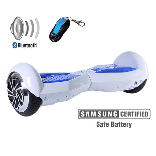 Hoverboard Urban White 6,5""