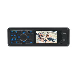 "Auto radio, 3,0"" LCD Display, 4x50 W, RDS, Bluetooth - VB X100"