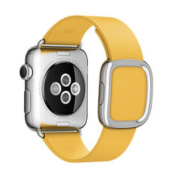 Apple Watch remen 38mm Modern Buckle - Large  - Žuta