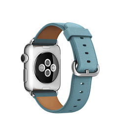 Apple Watch remen 38mm Classic Buckle  - Svijetloplava