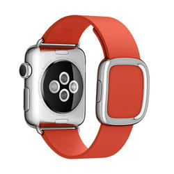Apple Watch remen 38mm Modern Buckle - Large  - Crvena