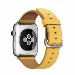 Apple Watch remen 42mm Classic Buckle  - Žuta
