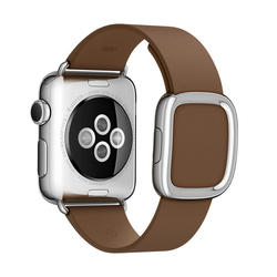Apple Watch remen 38mm Modern Buckle - Large  - Smeđa