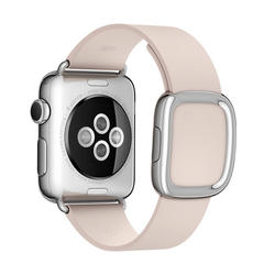 Apple Watch remen 38mm Modern Buckle - Large  - Roza