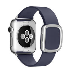 Apple Watch remen 38mm Modern Buckle - Medium  - Plava