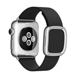 Apple Watch remen 38mm Modern Buckle - Large  - Crna