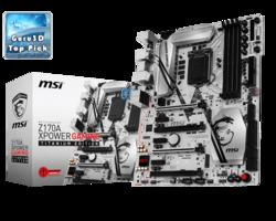 Z170A XPower Gaming Titanium
