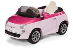 Peg Perego Fiat 500 S Pink remote control