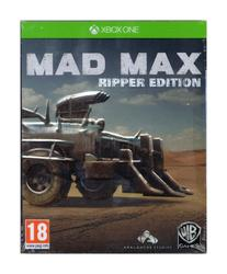 Mad Max Special Edition Steelbook XONE