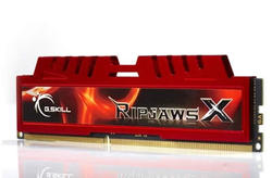 Memorija PC-12800 Ripjaws X series F3-12800CL9D-8GBXL DDR3 1600MHz kit 2x4GB