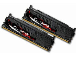 Memorija PC-14900 Sniper Series F3-14900CL9D-8GBSR DDR3 1866MHz kit 2x4GB