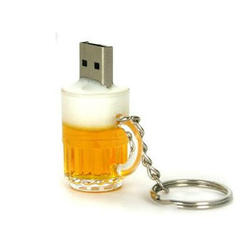 Memorija USB FLASH DRIVE 8 GB, , Beer