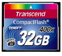 Compact Flash 32GB 400X