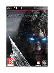 Middle Earth Shadow of Mordor Special Edition PS3