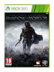 Middle Earth Shadow of Mordor X360