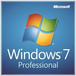 Microsoft OEM Windows Win7 PRO Get Genuine Kit SP1, 6PC-00020