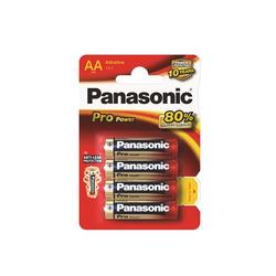 Panasonic Baterije lr6ppg/4bp alkaline pro power