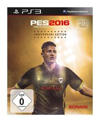 PES 2016 Annivesary Edition PS3