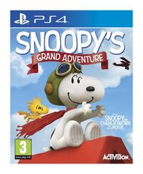 Peanuts Movie Snoopy's Grand Adventure PS4