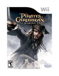 Pirates of the Carribean At World's End WII