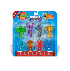 Skylanders Trap Team - 8er Traps Pack (Tech, Fire, Undead, Earth, Air, Life, Magic, Water)