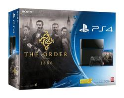Sony PlayStation 4 500 GB Console with The Order 1886