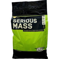 Optimum Nutrition Serious Mass, 5455 g  - Jagoda