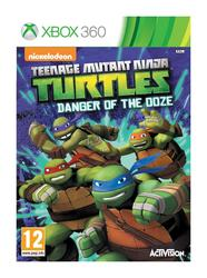 Teenage Mutant Ninja Turtles Danger in Ooze X360