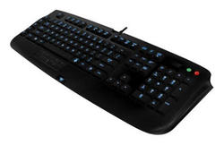 Tipkovnica Anansi, gaming keyboard, crna, USB