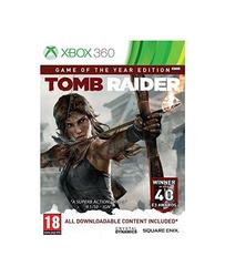 Tomb Raider Game Of The Year Edition X360